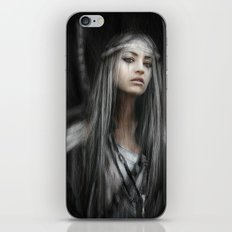 Standing Ground iPhone & iPod Skin
