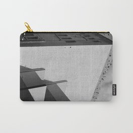 Urban Geometry Carry-All Pouch