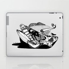 Wet boy - Emilie Record Laptop & iPad Skin