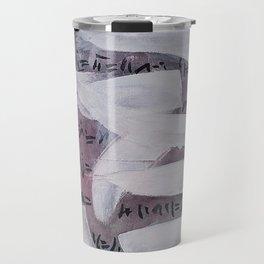 Watercolor 13 Travel Mug