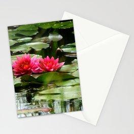 Waterlily - Study 1 Stationery Cards