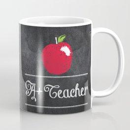 A+ Teacher Coffee Mug