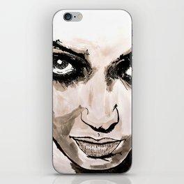 Natalie iPhone Skin