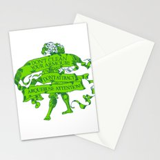 Wise Landsknecht #1 Stationery Cards