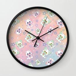 Posi & Nega New Pattern Wall Clock