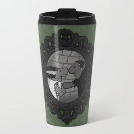 Frankenstein's Manatees Travel Mug