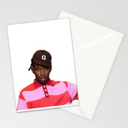 Tyler Okonma Stationery Cards