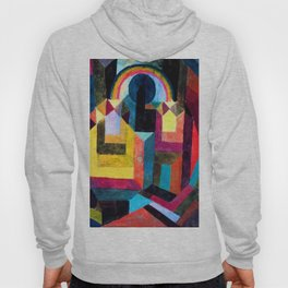 Paul Klee With the Rainbow Hoody