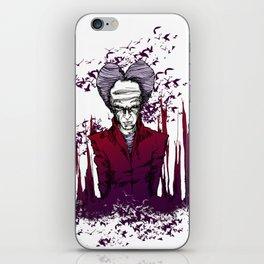 Dracula version 2 iPhone Skin