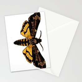 Death's-Head Hawkmoth Stationery Cards