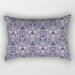 Antique Lace Rectangular Pillow