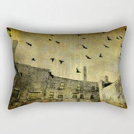 The Acid Sky Rectangular Pillow