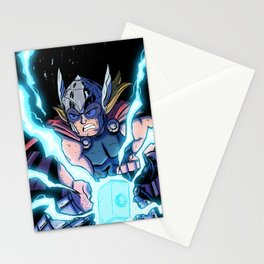 The Mighty THOR! Stationery Cards