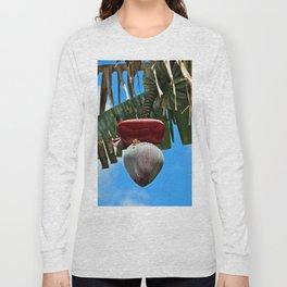 Hand-picked Treasure- vertical Long Sleeve T-shirt
