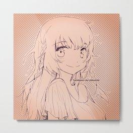 Bisyou : ex100 Metal Print