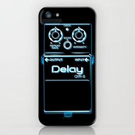 Double Delay – DM-2 iPhone Case