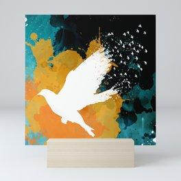 Piece Out Mini Art Print