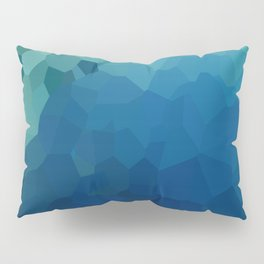 Sea Moon Love Pillow Sham