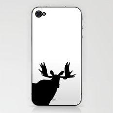 Simply moose 1 iPhone & iPod Skin