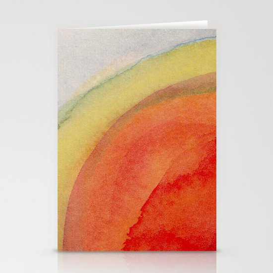 suspended Stationery Cards