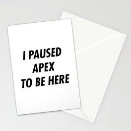 APex Legend Stationery Cards