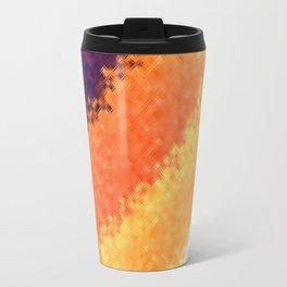 Glass Texture No2 Travel Mug