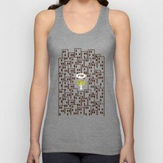 The F Situation Unisex Tank Top