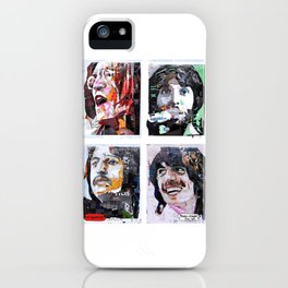 Cool Ages iPhone Case
