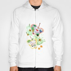 From apple land Hoody