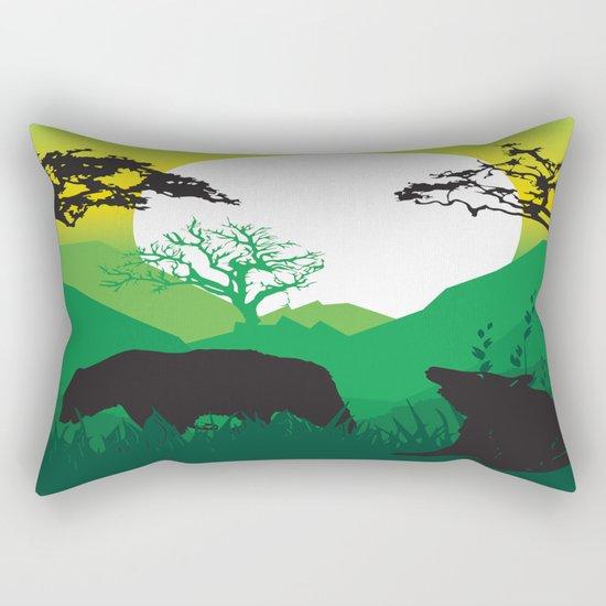 My Nature Collection No. 50 Rectangular Pillow