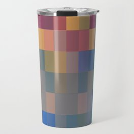 Imperfect Rectangles Travel Mug