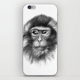 Snow Monkey G2013-069 iPhone Skin
