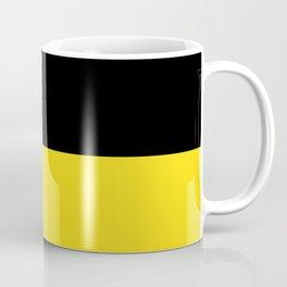 Flag of Baden-Württemberg Coffee Mug