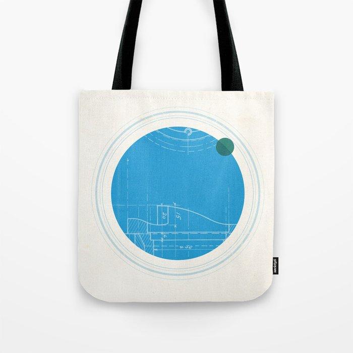 Neptune I Tote Bag