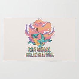 Terminal Velociraptor (version 2) Rug