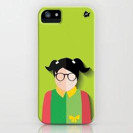 Chilindrina iPhone Case