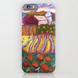 Iowa Landscape iPhone Case