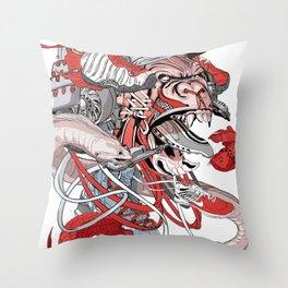 Go Rilla Throw Pillow