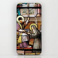 hip hop iPhone & iPod Skins featuring Christian hip hop by grafik ' prod