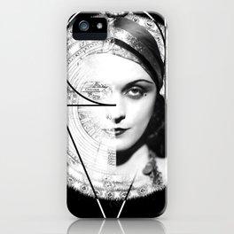 Homuncula: Pola Negri dark iPhone Case