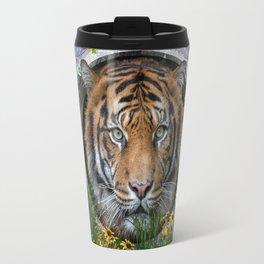 A wildlife, Bengal-tiger Travel Mug