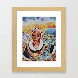 jamaica 3 Framed Art Print