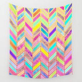 Colors Everywhere Wall Tapestry