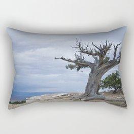 A storm on the horizon Rectangular Pillow