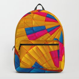 Hot Air Balloon (Color) Backpack