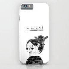 I guess I'm an artist iPhone 6s Slim Case