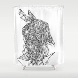 skeksis Shower Curtain