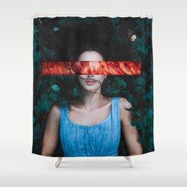 HIDDEN SOUL Shower Curtain