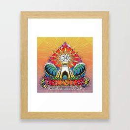 No Place Like it Framed Art Print