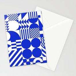 Greece Blue Stationery Cards